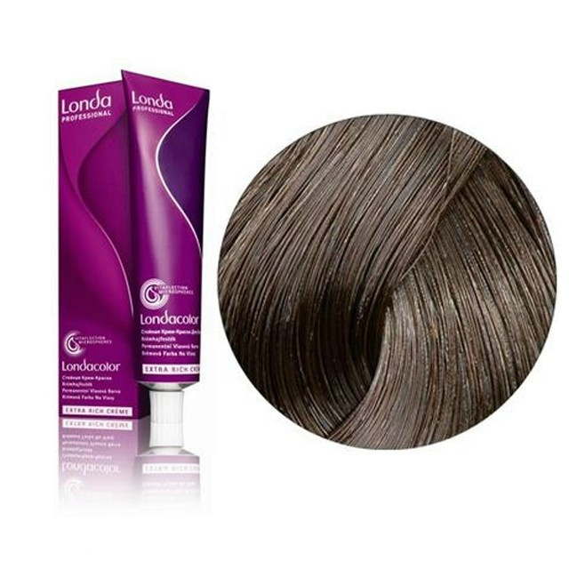 Londa color hajfesték 60ml 5/07