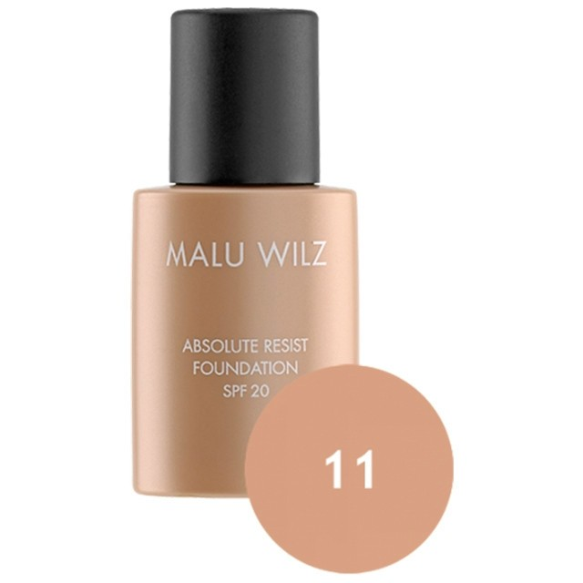 Malu Wilz Absolute Resist Foundation 11 (453)