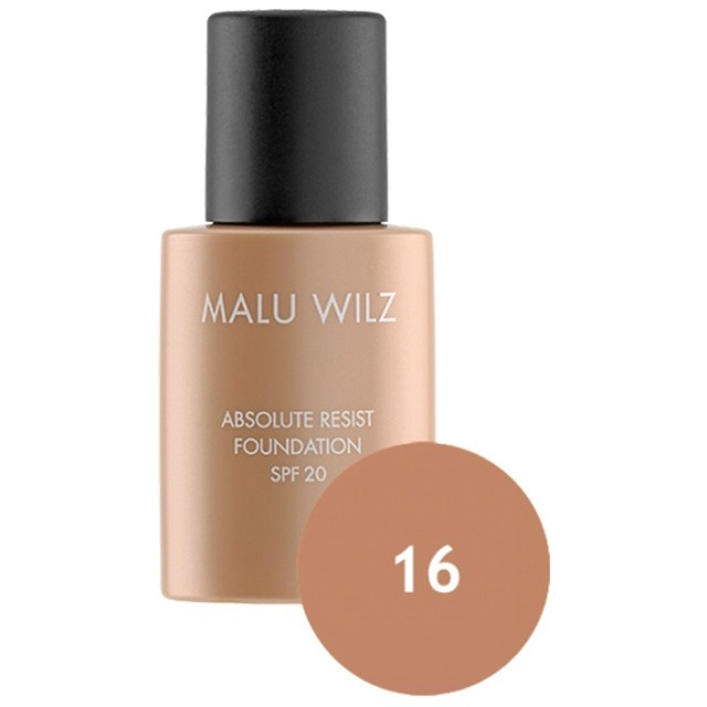 Malu Wilz Absolute Resist Foundation 16 (453)