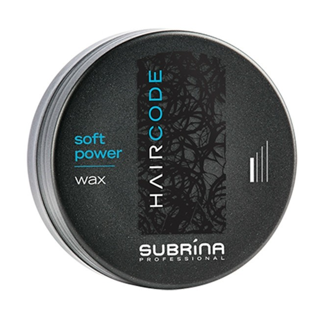 Subrina Hair Code Soft Power wax 100ml