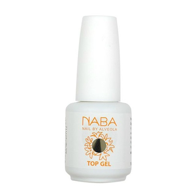 NABA Zselé - Top Gel 15ml Fényzselé NA611112