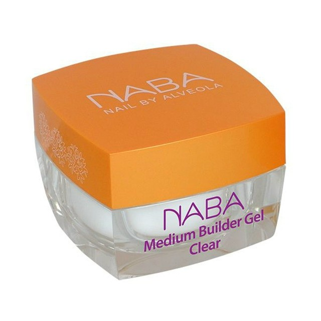 NABA Zselé - Builder Clear Medium 30ml NA611023