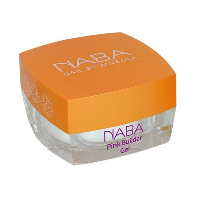 NABA Zselé - Builder Pink 15ml NA611042