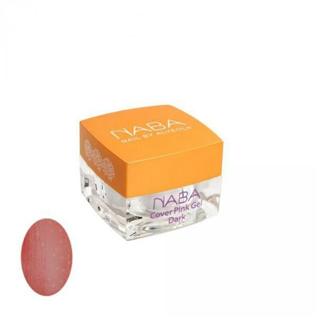 NABA Zselé -Cover Pink Gel 2  - 3,5 ml - (KÁH) NA611091