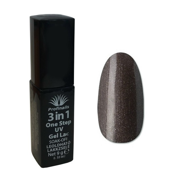 Profinails 3 in1 One Step UV lakkzselé 9gr No.159