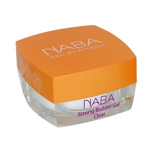NABA Zselé - Builder Clear Strong 15ml NA611032