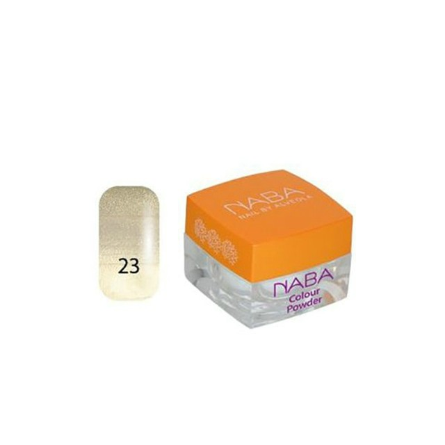 NABA Porcelán por 23 - Yellow Shine 3,5ml NA622011.023