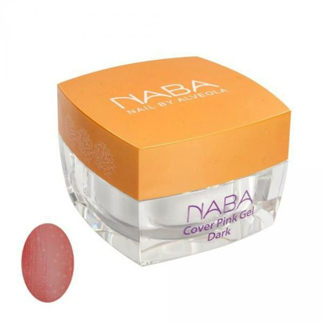 NABA Zselé -Cover Pink Gel 3  - 30 ml - (KÁH) NA611103