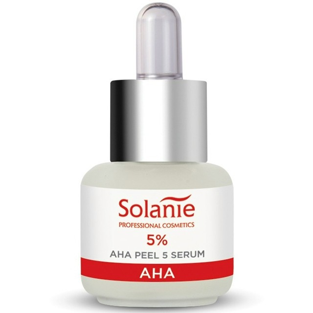 Solanie AHA peel 5 szérum 15ml SO11801