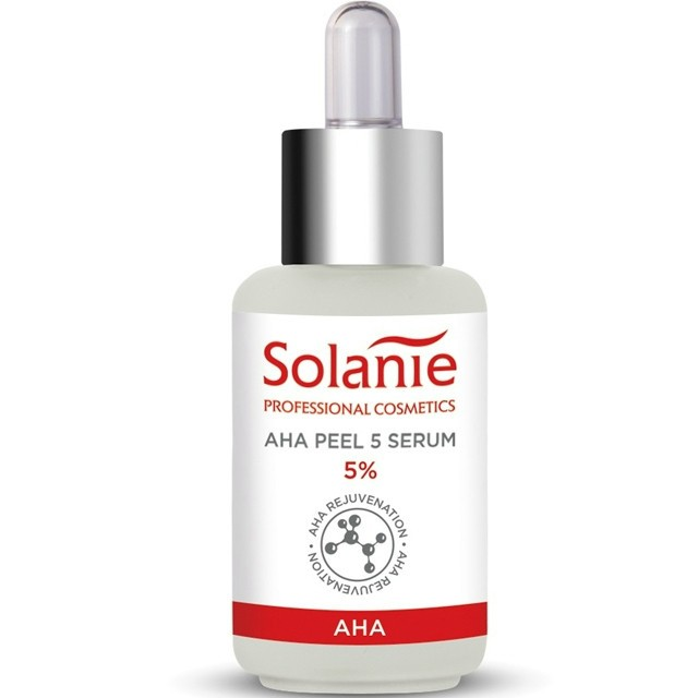 Solanie AHA peel 5 szérum 30ml SO21801
