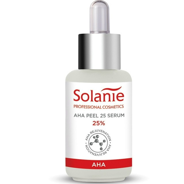Solanie AHA peel 25 szérum 30ml SO21803
