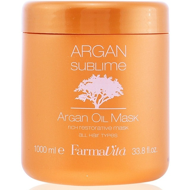 Argan Sublime Hajpakoló maszk 1000ml