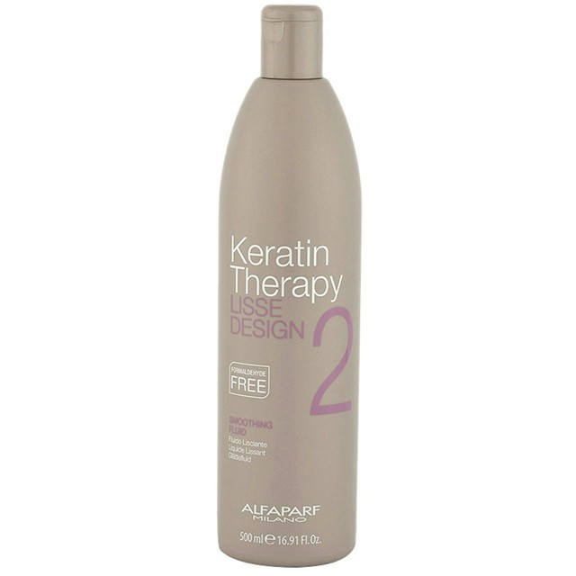 Alfaparf Lisse Design Keratin Therapy Smoothing Fluid 500ml