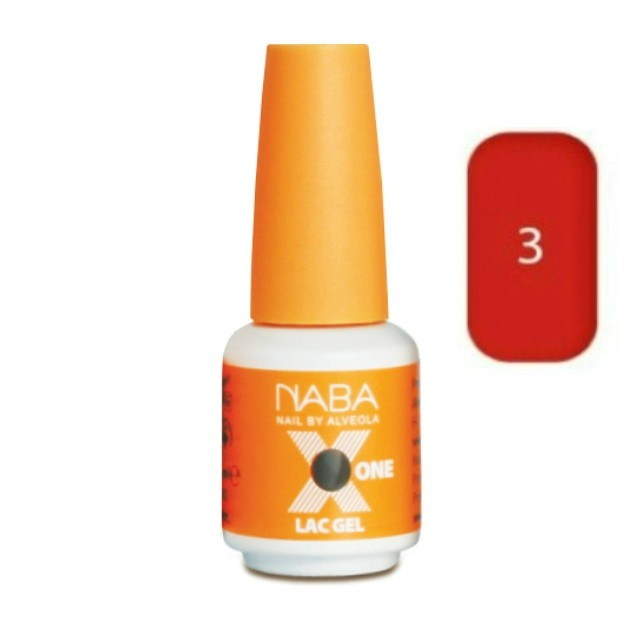 NABA X-ONE lAC GÉL 6ML NA656101.x03