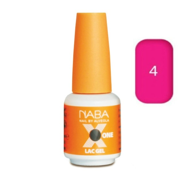 NABA X-ONE lAC GÉL 6ML NA656101.x04