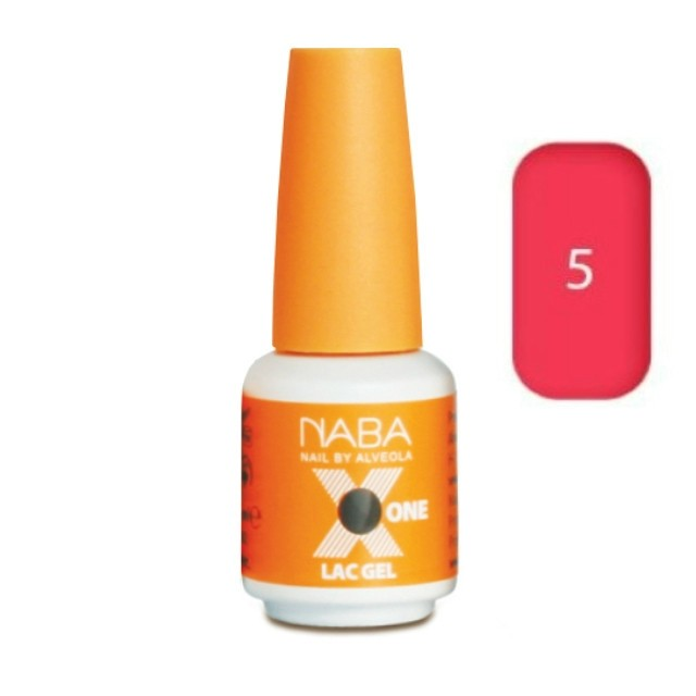 NABA X-ONE lAC GÉL 6ML NA656101.x05