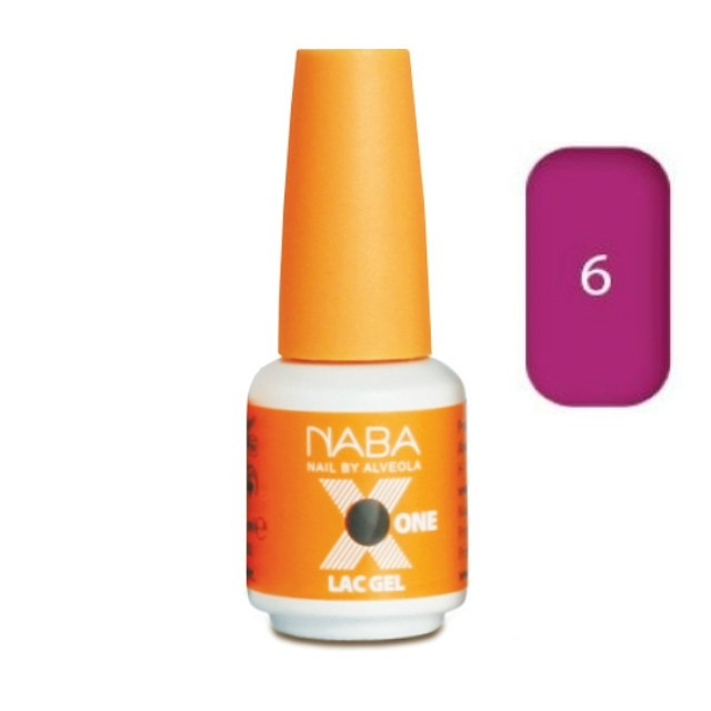 NABA X-ONE lAC GÉL 6ML NA656101.x06