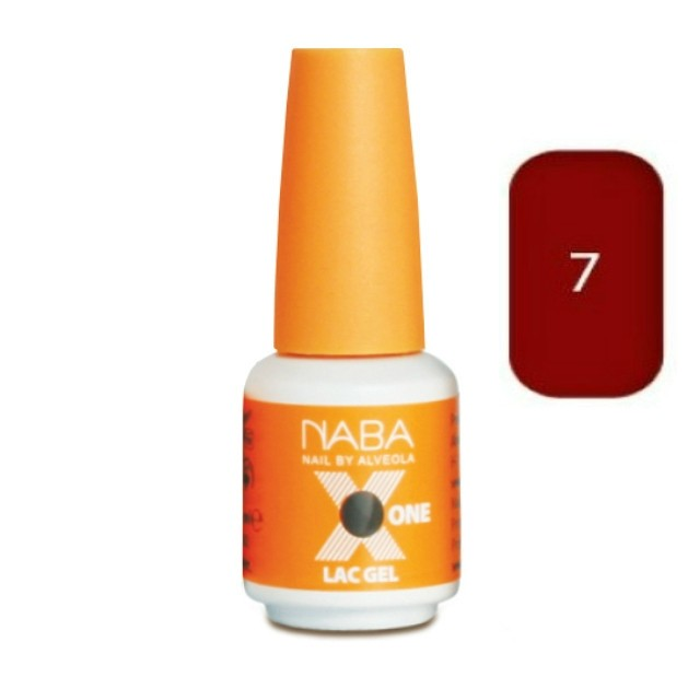 NABA X-ONE lAC GÉL 6ML NA656101.x07