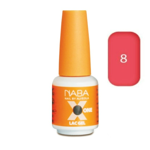 NABA X-ONE lAC GÉL 6ML NA656101.x08