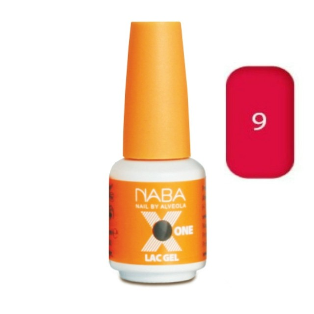 NABA X-ONE lAC GÉL 6ML NA656101.x09