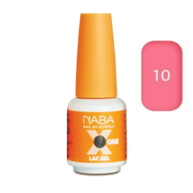 NABA X-ONE lAC GÉL 6ML NA656101.x10