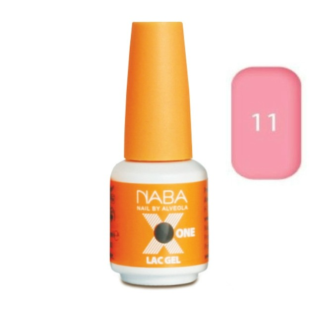 NABA X-ONE lAC GÉL 6ML NA656101.x11