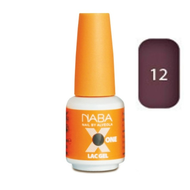 NABA X-ONE lAC GÉL 6ML NA656101.x12