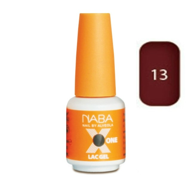 NABA X-ONE lAC GÉL 6ML NA656101.x13
