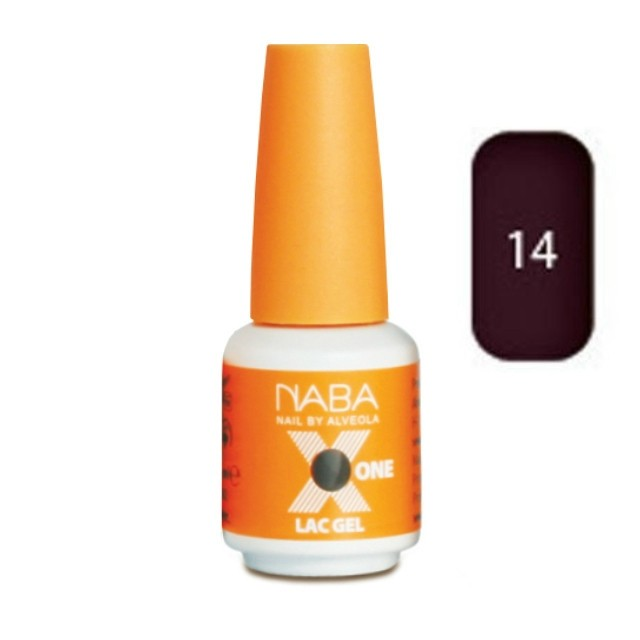NABA X-ONE lAC GÉL 6ML NA656101.x14