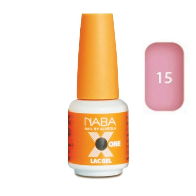 NABA X-ONE lAC GÉL 6ML NA656101.x15