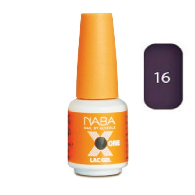 NABA X-ONE lAC GÉL 6ML NA656101.x16