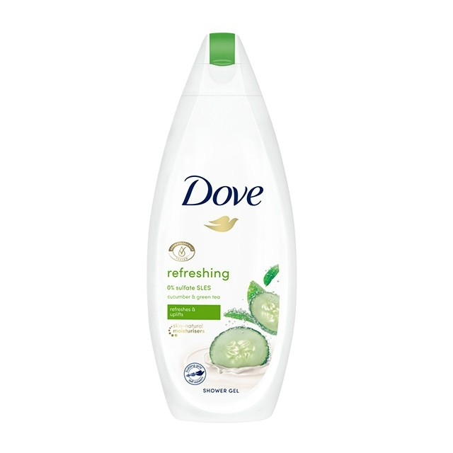 Dove tusfürdő 250 ml Go f. Touch