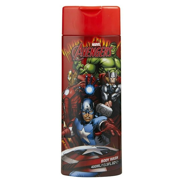 Marvel Avengers Tusfürdő 400ml