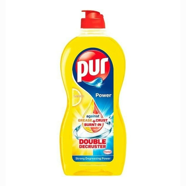 Pur Mosogató 450ml Duo Power Lemon