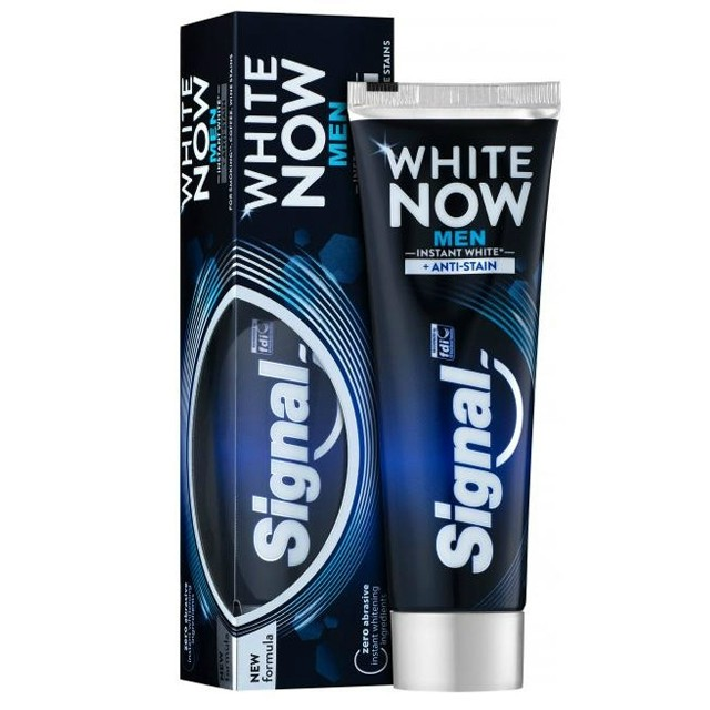 Signal Fogkrém 75ml White Now Men Super