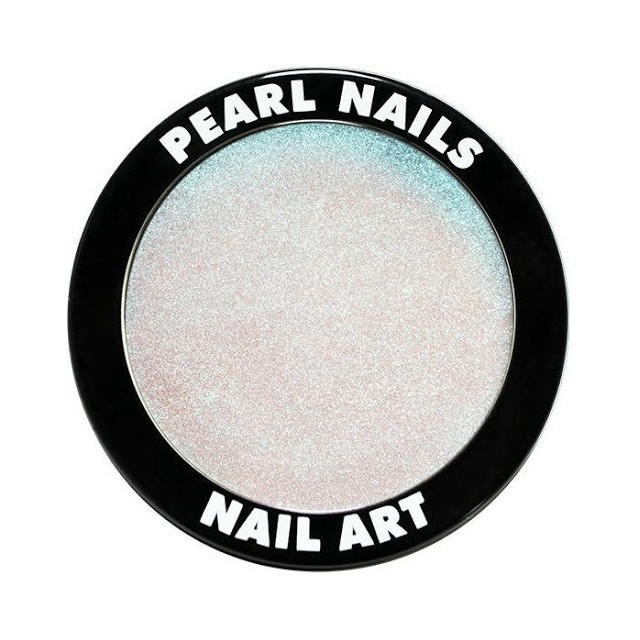 Pearl Nails Chrome Powder- Holo Blue
