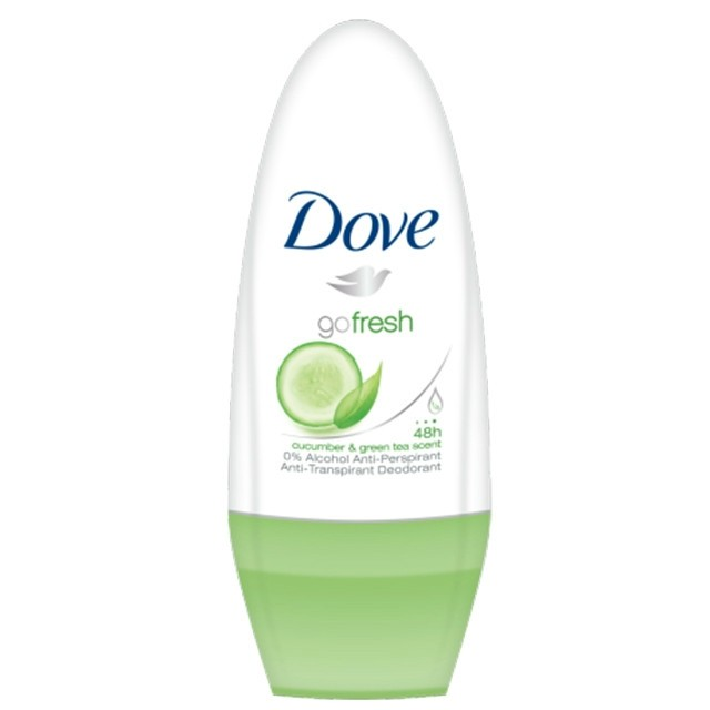 Dove deo roll-on 50ml Go Fresh Cucumber