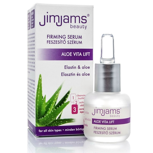 Jimjams Beauty ALOE VITA LIFT Feszesítő szérum 15 ml JJ3014