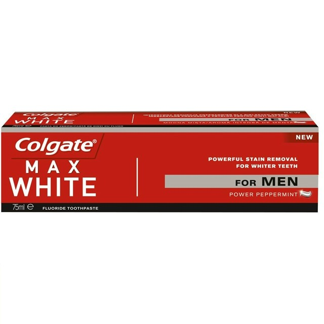 Colgate Fogkrém 75ml Max White Men