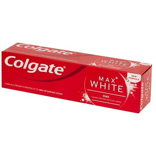 Colgate Fogkrém 75ml Max White One