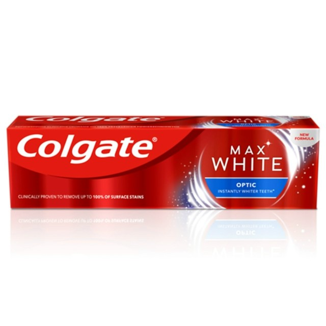 Colgate Fogkrém 75ml Max White Optic