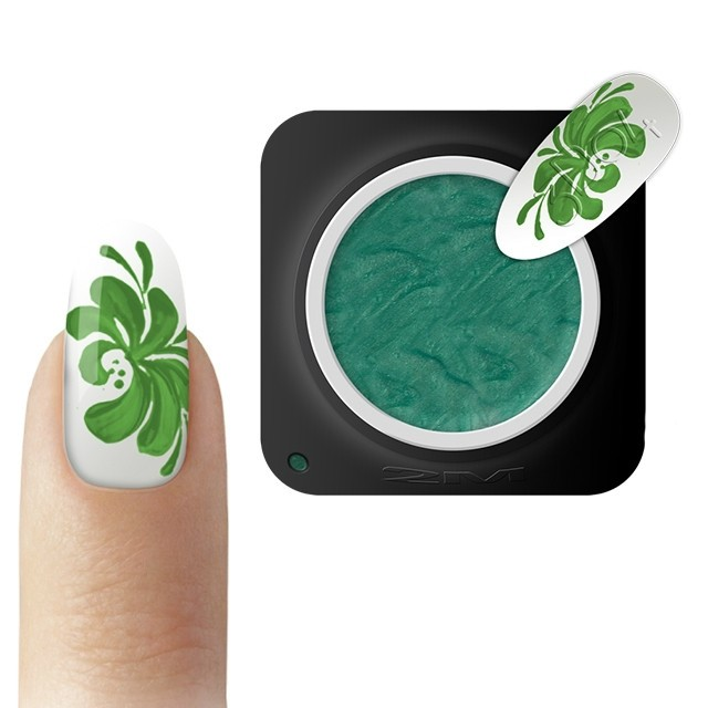 2MBEAUTY Color Gel 3D - Green 5gr 04