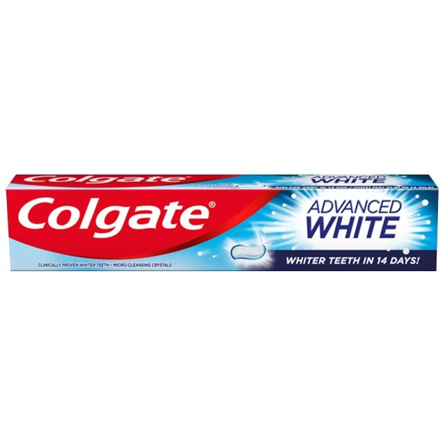 Colgate Fogkrém 125ml Advance Whitening