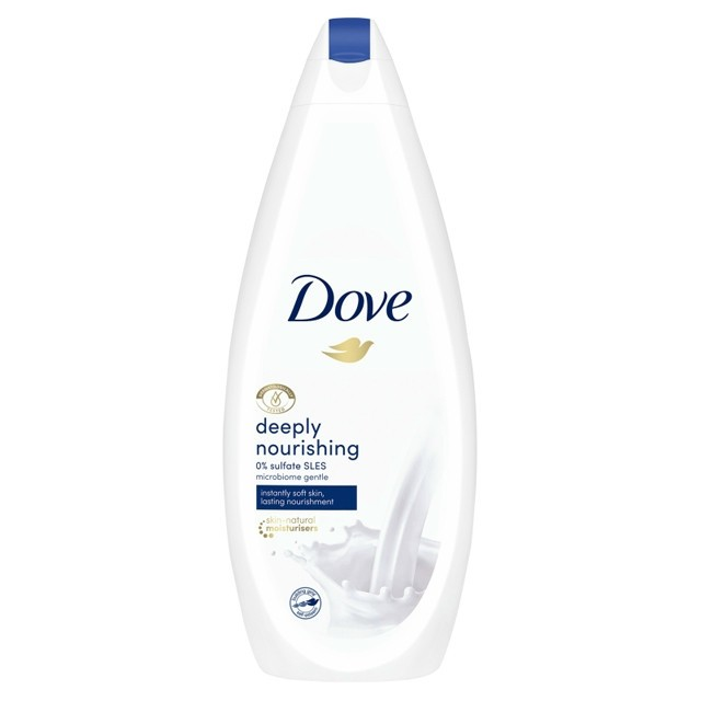 Dove tusfürdo 250ml Deeply