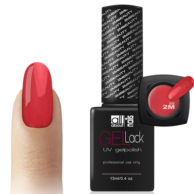 2MBEAUTY Gel Lack - Matt 505 (13ml)