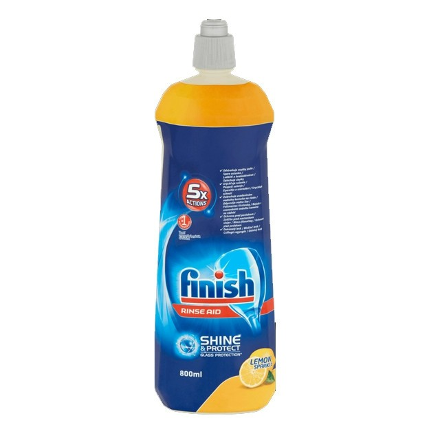 Finish edényöblítő 800ml Lemon