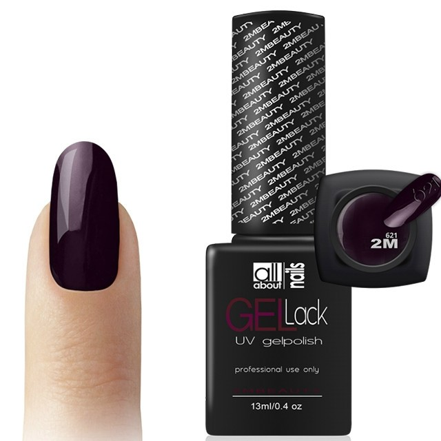 2MBEAUTY Gel Lack - Matt 621 (13ml)