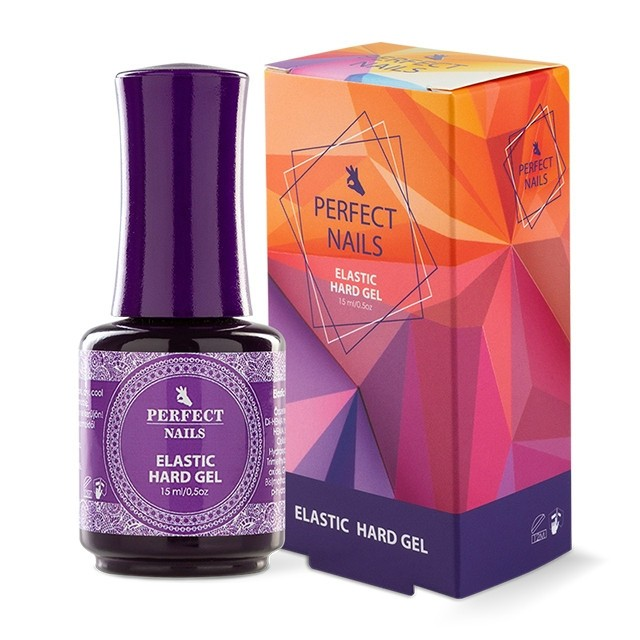 Perfect Nails Zselé Elastic Hard gel 15ml
