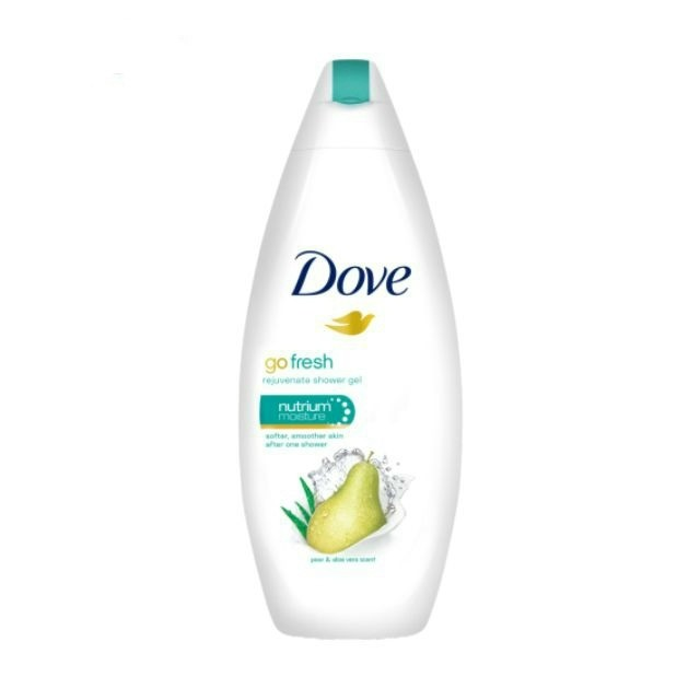 Dove tusfürdő 250 ml Go f. Rejuvenate