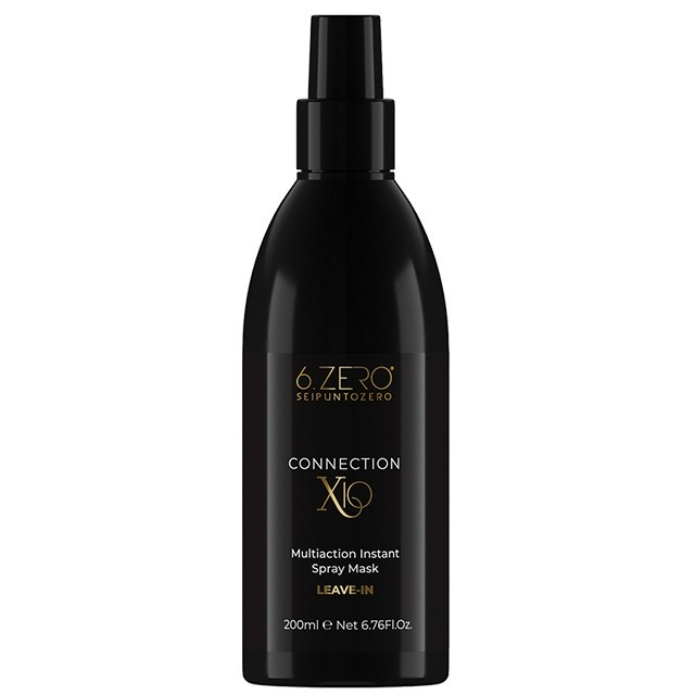 6.ZERO X10 Connection azonnal ható spray maszk 200ml
